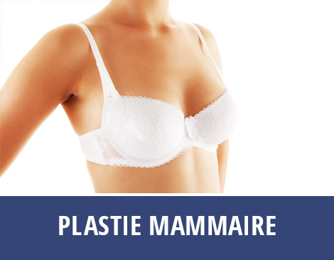 Plastie mammaire par injection de graisse autologue
